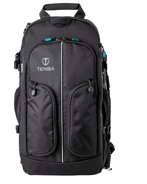 una foto de la mochila Tenba Shootout 16L DSLR